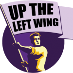 UP THE LEFT WING #1